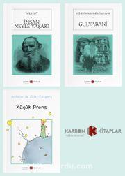 Türk ve Dünya Edebiyatı Seti (3 Kitap)