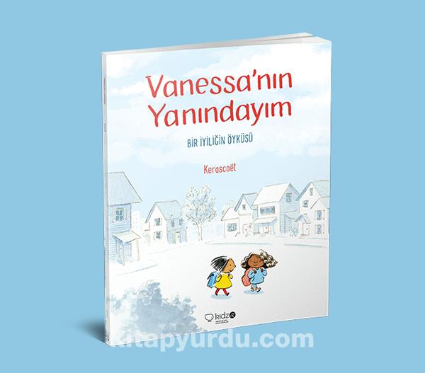 Vanessa'nın Yanındayım - Kerascoet pdf epub