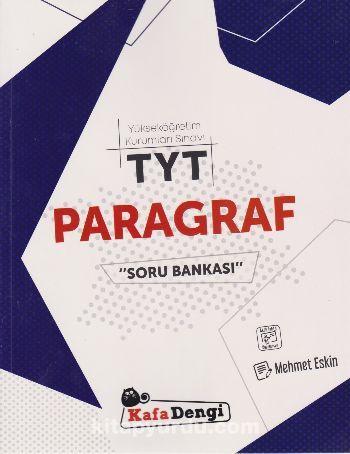 TYT Paragraf Soru Bankası - Mehmet Eskin pdf epub