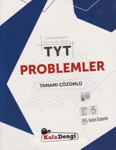 TYT Problemler Tamamı Çözümlü Soru Bankası - Rafet Özdemir pdf epub