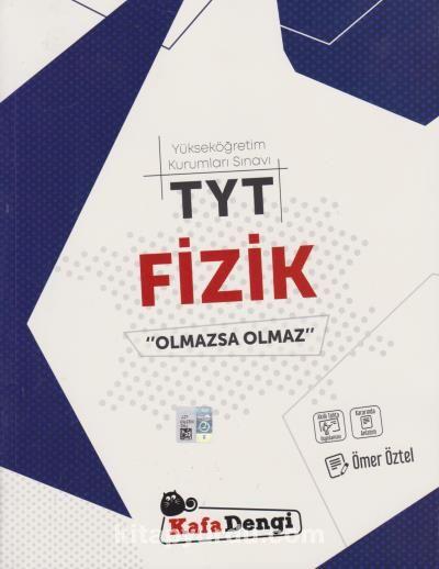 TYT Fizik Olmazsa Olmaz Soru Bankası - Ömer Öztel pdf epub