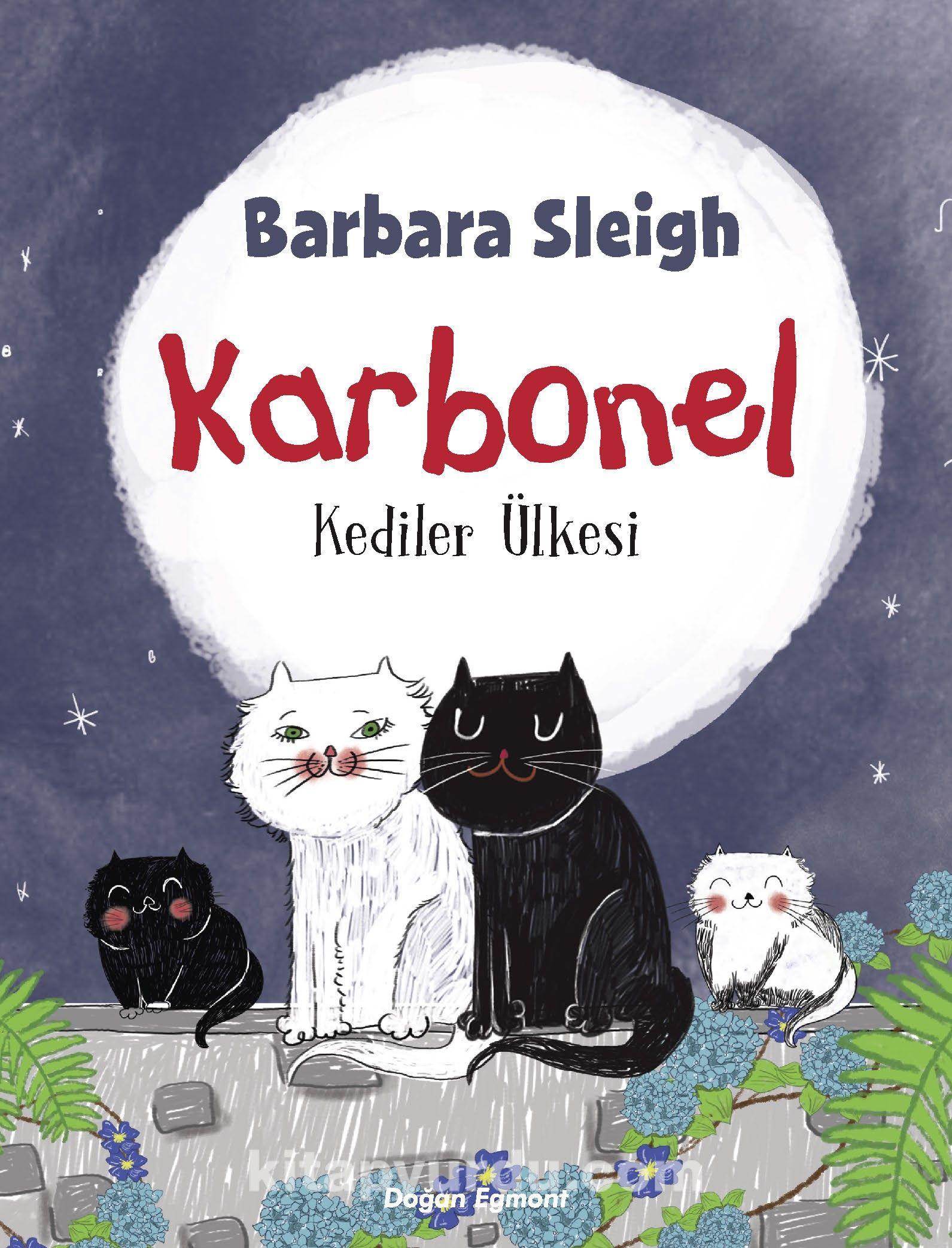 Karbonel 2 / Kediler Ülkesi - Barbara Sleigh pdf epub