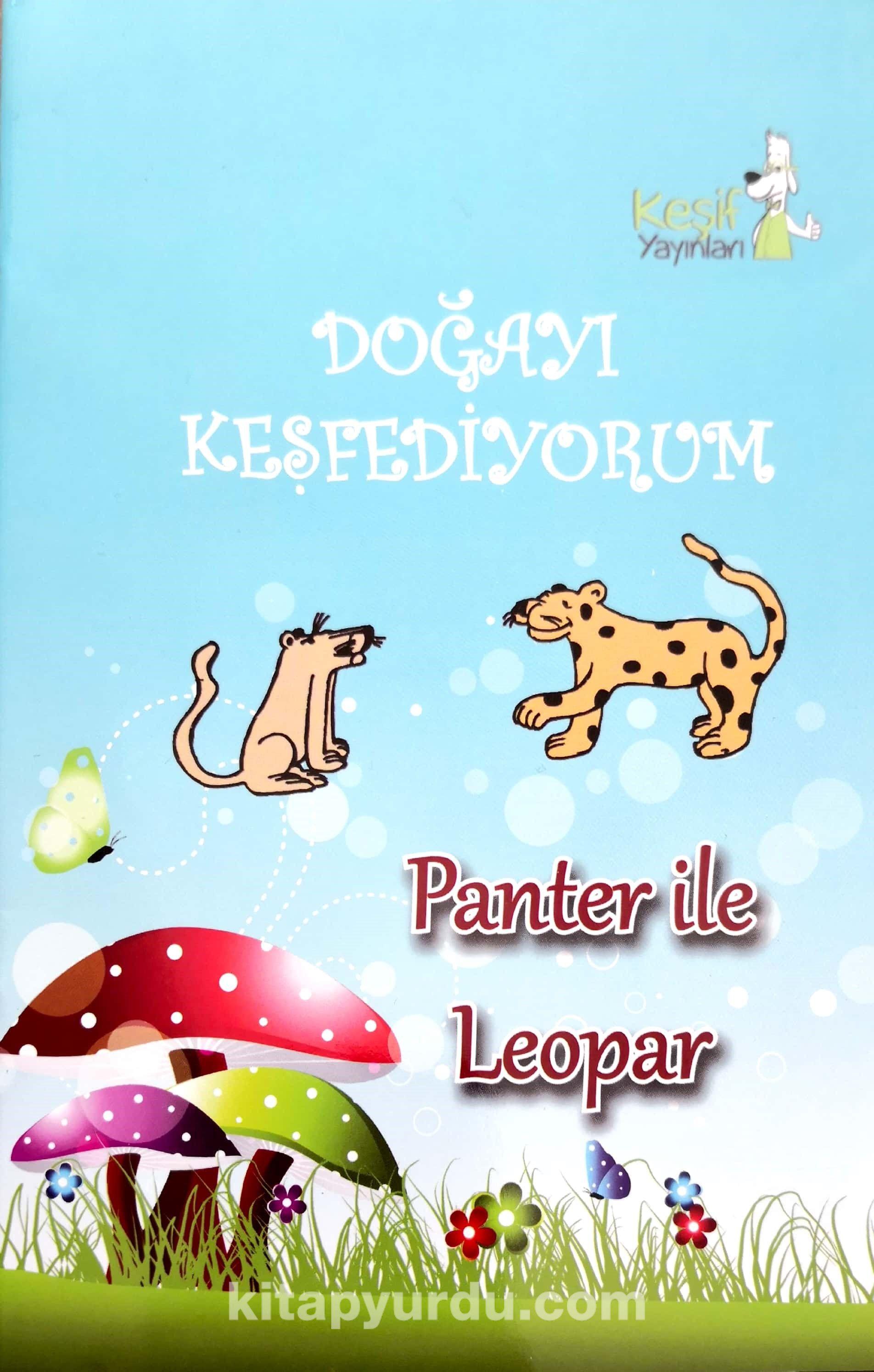 Panter İle Leopar - Kollektif pdf epub