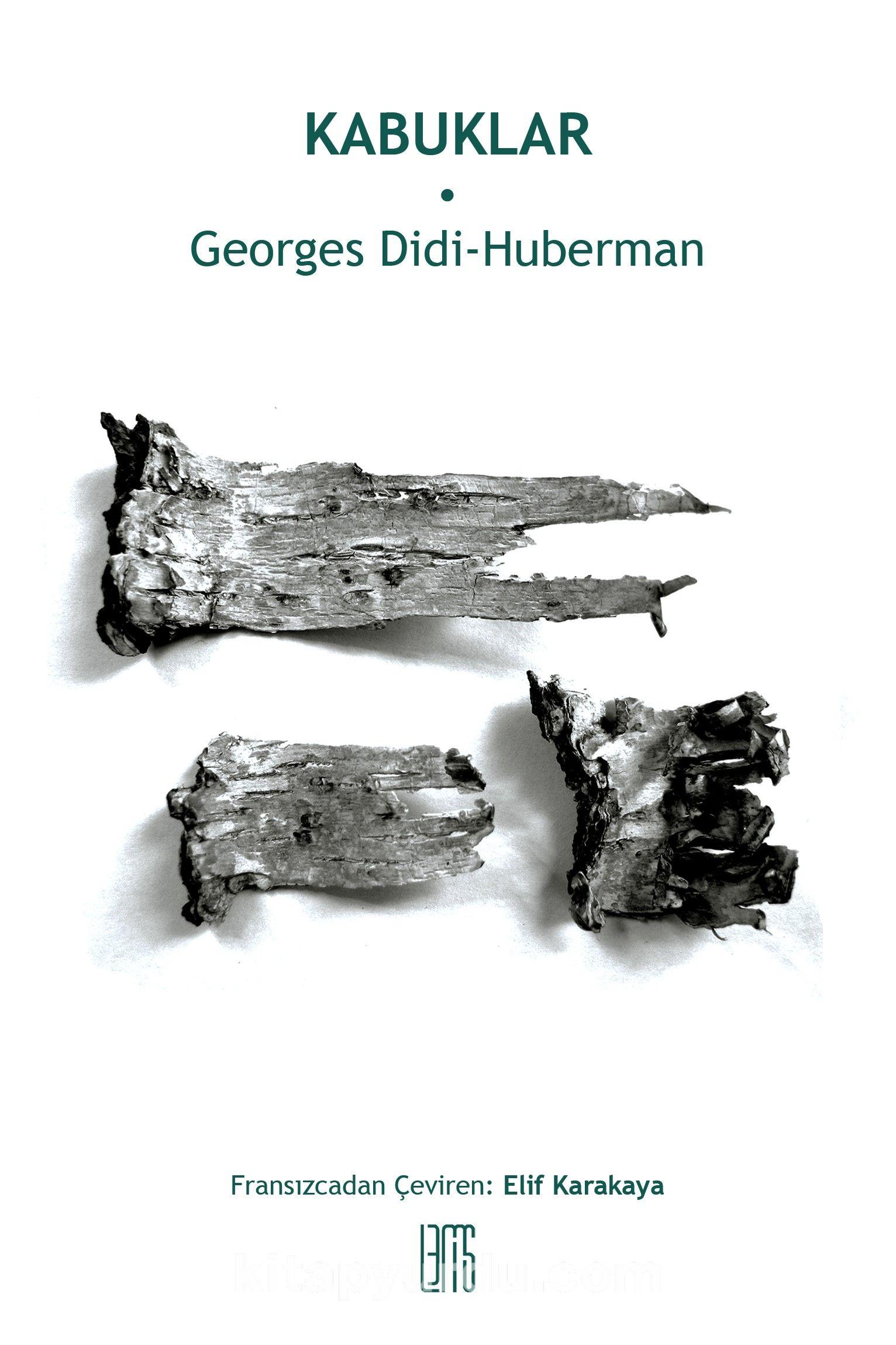 Kabuklar - Georges Didi Huberman pdf epub