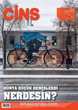 Cins Aylık Kültür Dergisi Sayı:34 Temmuz 2018