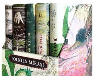 Tolkien Mirası (Kutulu 5 Kitap) - J. R. R. Tolkien pdf epub
