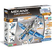 Mekanik Laboratuvarı - Uçaklar & Helikopterler (Kod:64996)