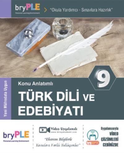 9. Sınıf Türk Dili ve Edebiyatı Konu Anlatımlı - Komisyon pdf epub
