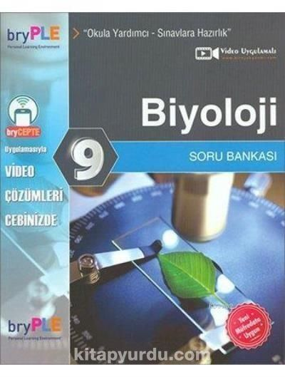 9. Sınıf Biyoloji Soru Bankası - Komisyon pdf epub