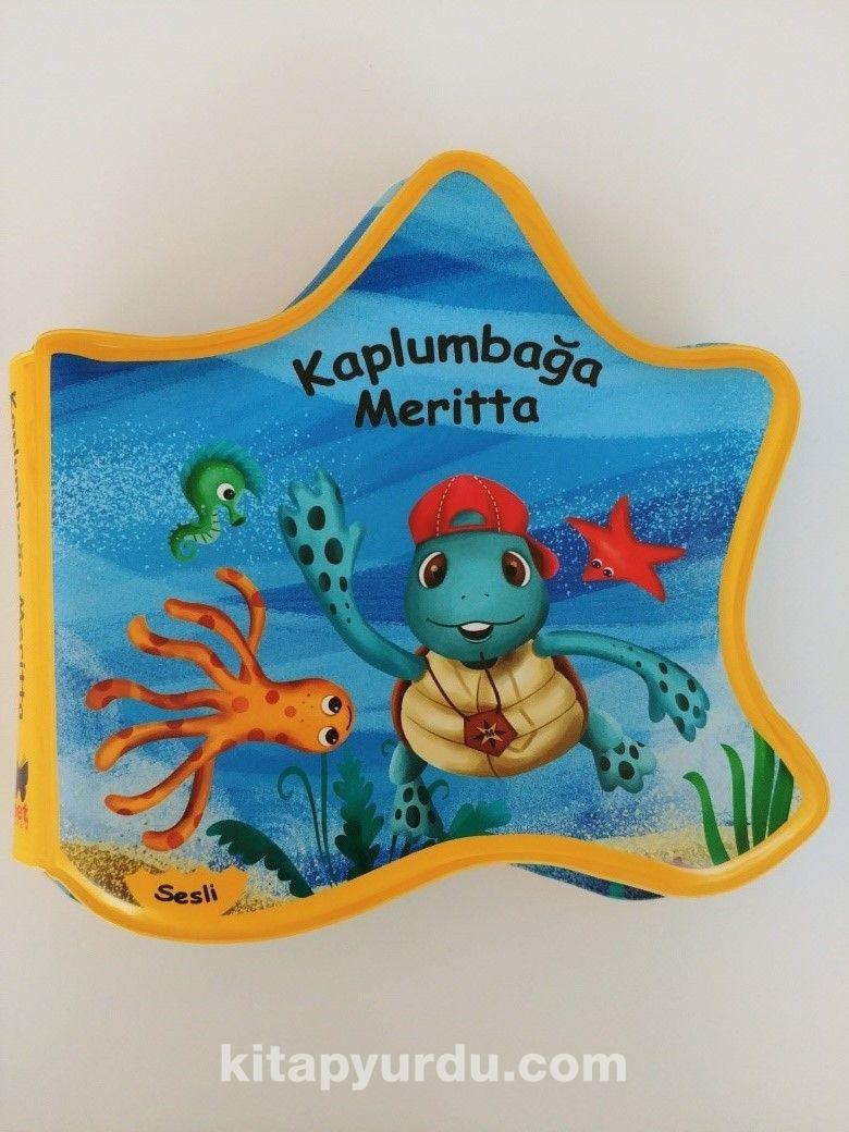 Kaplumbağa Meritta-Plaj ve Banyo Kitabı (C353-02) -  pdf epub