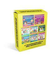 3 -7 Yaş Çocuklar İçin IQ Zeka ve Dikkat Geliştiren Oyunlar / 8 Kitap Takım (3-4-5-6-7 Yaş)