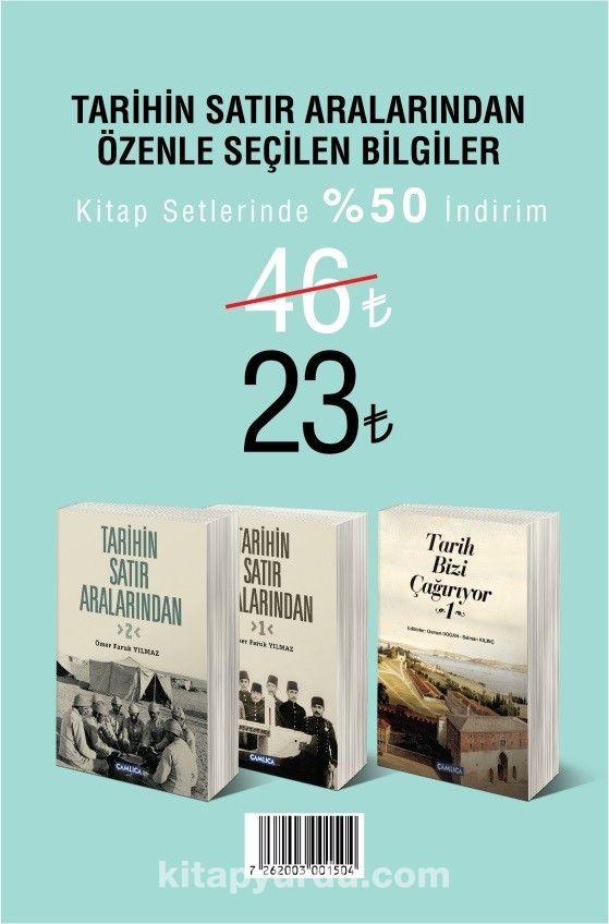 Tarihin Satır Aralarından Özenle Seçilen Bilgiler (3 Kitap) -  pdf epub