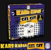 Kare Kapan & Gel Git / 2 Oyun Birarada (5+ yaş)