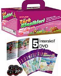 Türk Klasikleri - 50 Farklı Kitap + 5 DVD