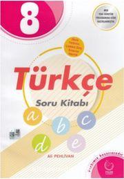 8.Sınıf Türkçe Soru Kitabı