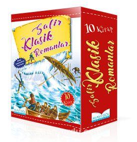 Safir Klasik Romanlar (10 Kitap) - Kollektif pdf epub
