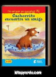 Cachorrito encuentra un amigo +audio descargable A1 (¡Yo sé leer en español!)