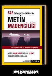 SAS Enterprise Miner ile Metin Madenciliği
