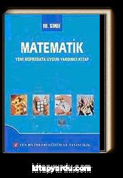 10. Sınıf Matematik Yeni Müfredata Uygun Yardımcı Kitap