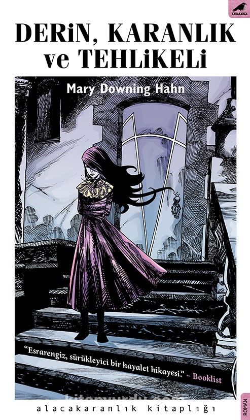 Derin Karanlık ve Tehlikeli - Mary Downing Hahn pdf epub