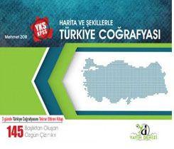 YKS KPSS Harita ve Şekillerle Türkiye Coğrafyası - Mehmet Zor pdf epub