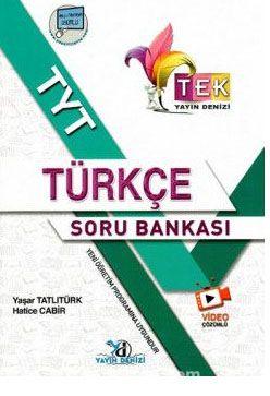 TYT TEK Serisi Video Çözümlü Türkçe Soru Bankası - Yaşar Tatlıtürk pdf epub