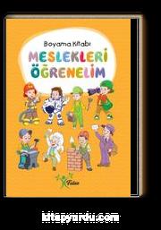 Meslekleri Ogrenelim Boyama Kitabi Kollektif Kitapyurdu Com