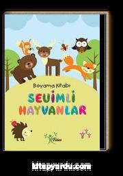 Sevimli Hayvanlar Boyama Kitabi Kollektif Kitapyurdu Com