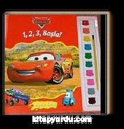 Arabalar Boyama Kitabi 1 2 3 Basla Sulu Boya Hediyeli