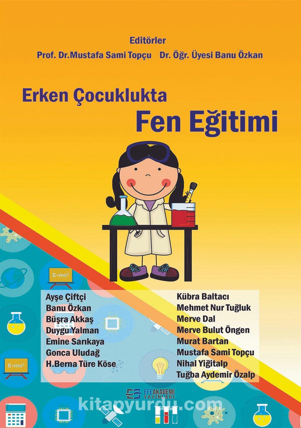 Erken Çocuklukta Fen Eğitimi - Banu Özkan pdf epub