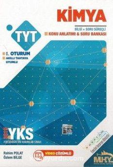 YKS TYT Kimya Bilgi Soru Süreçli Konu Anlatımlı Soru Bankası