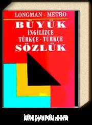 Longman-Metro Büyük İngilizce Türkçe-Türkçe Sözlük