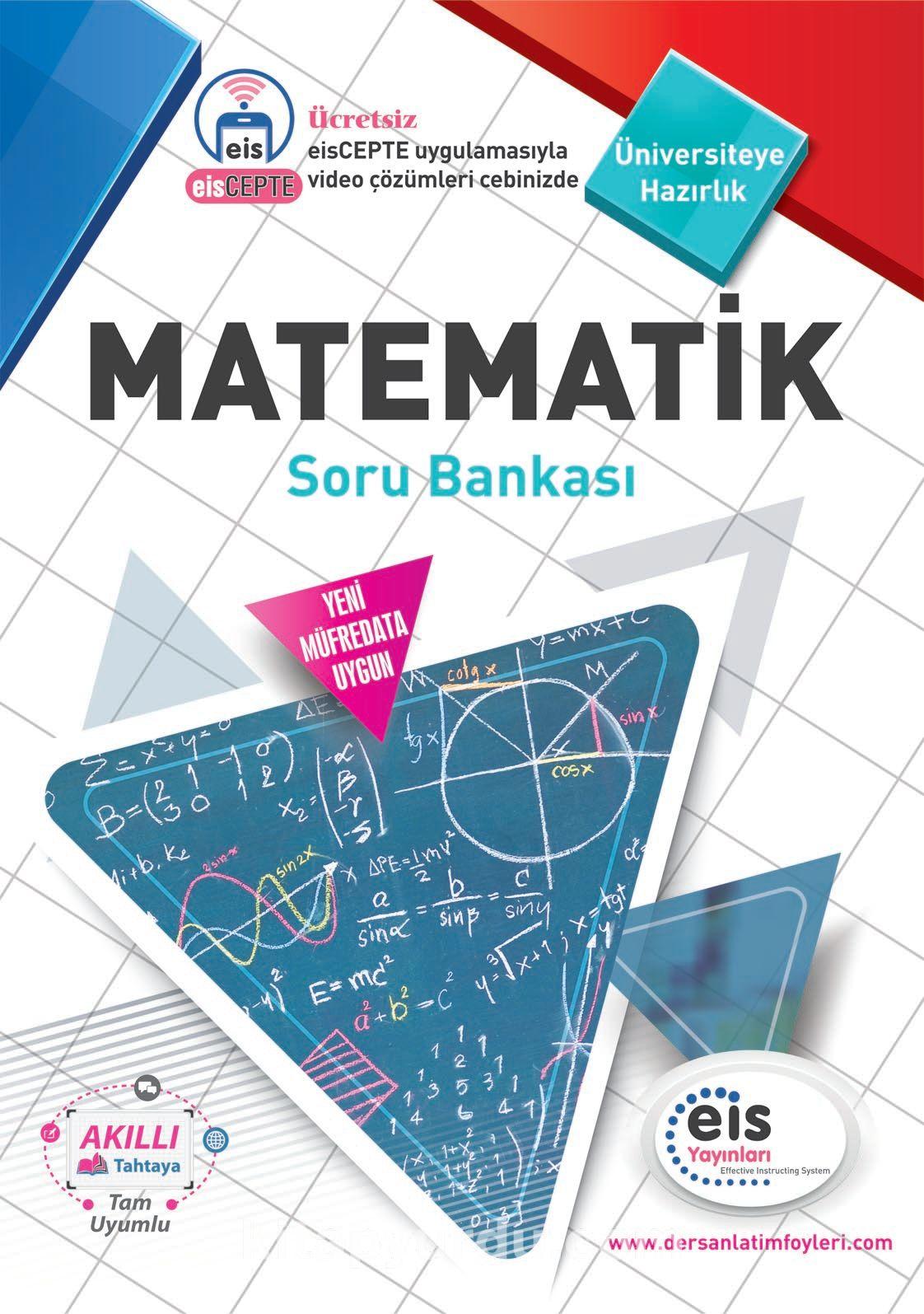 Üniversiteye Hazırlık Matematik Soru Bankası - Kollektif pdf epub