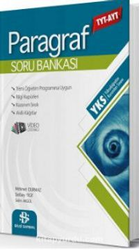 TYT AYT Paragraf Soru Bankası - Mehmet Durmaz pdf epub