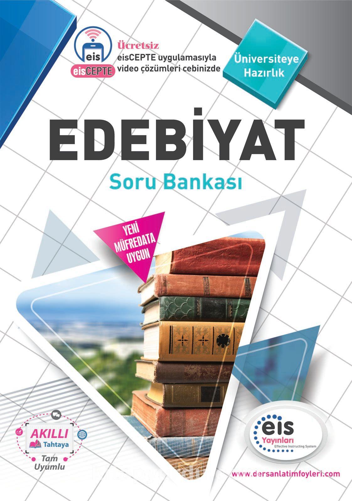 Üniversiteye Hazırlık Edebiyat Soru Bankası - Kollektif pdf epub