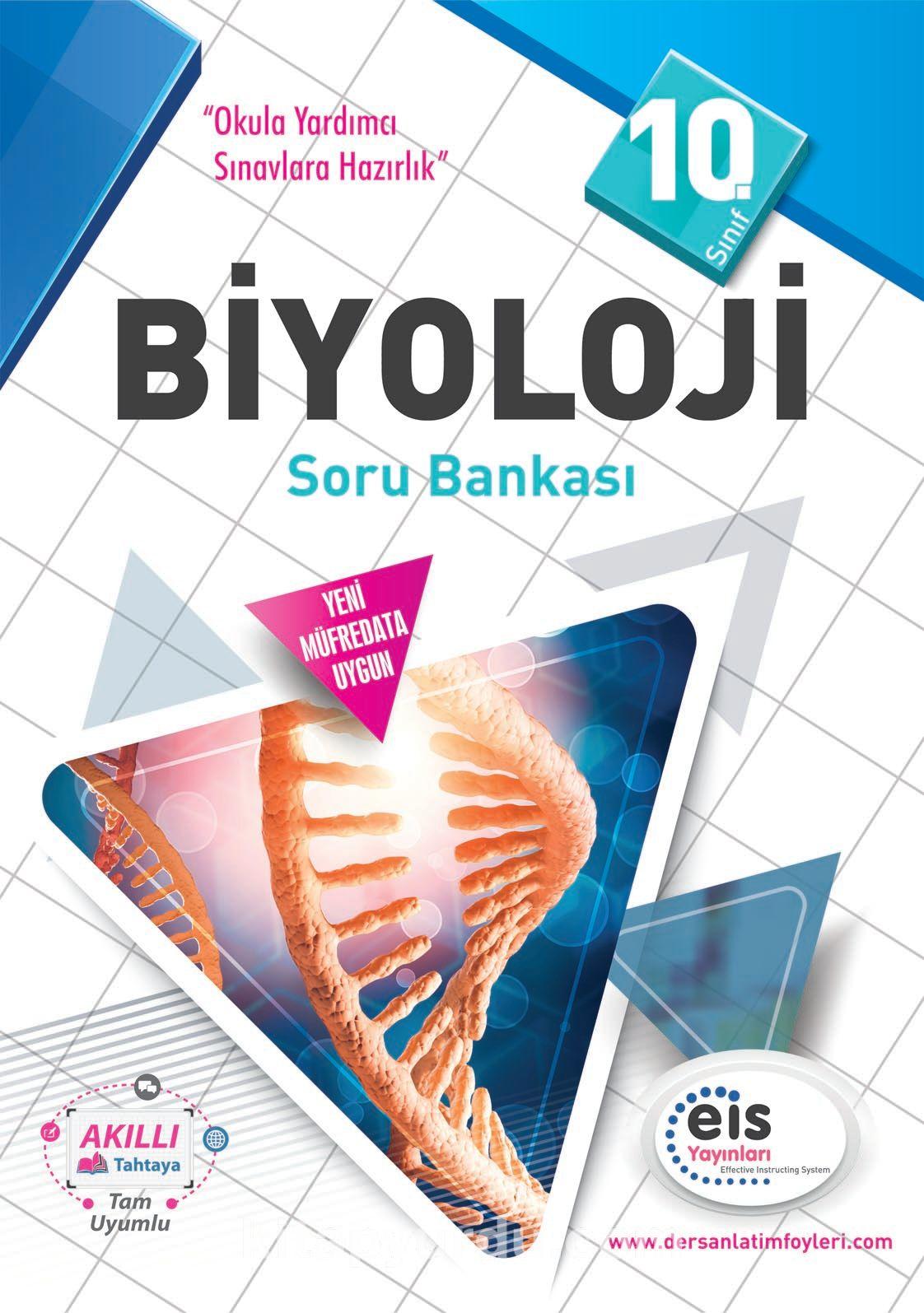 10. Sınıf Biyoloji Soru Bankası - Kollektif pdf epub