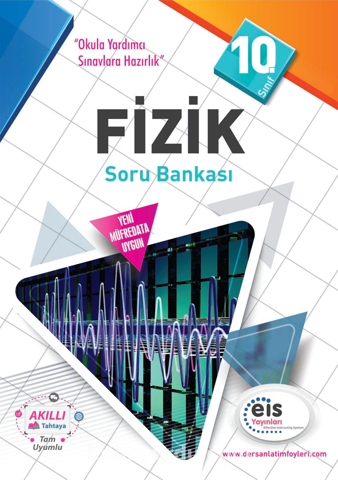 10. Sınıf Fizik Soru Bankası - Kollektif pdf epub