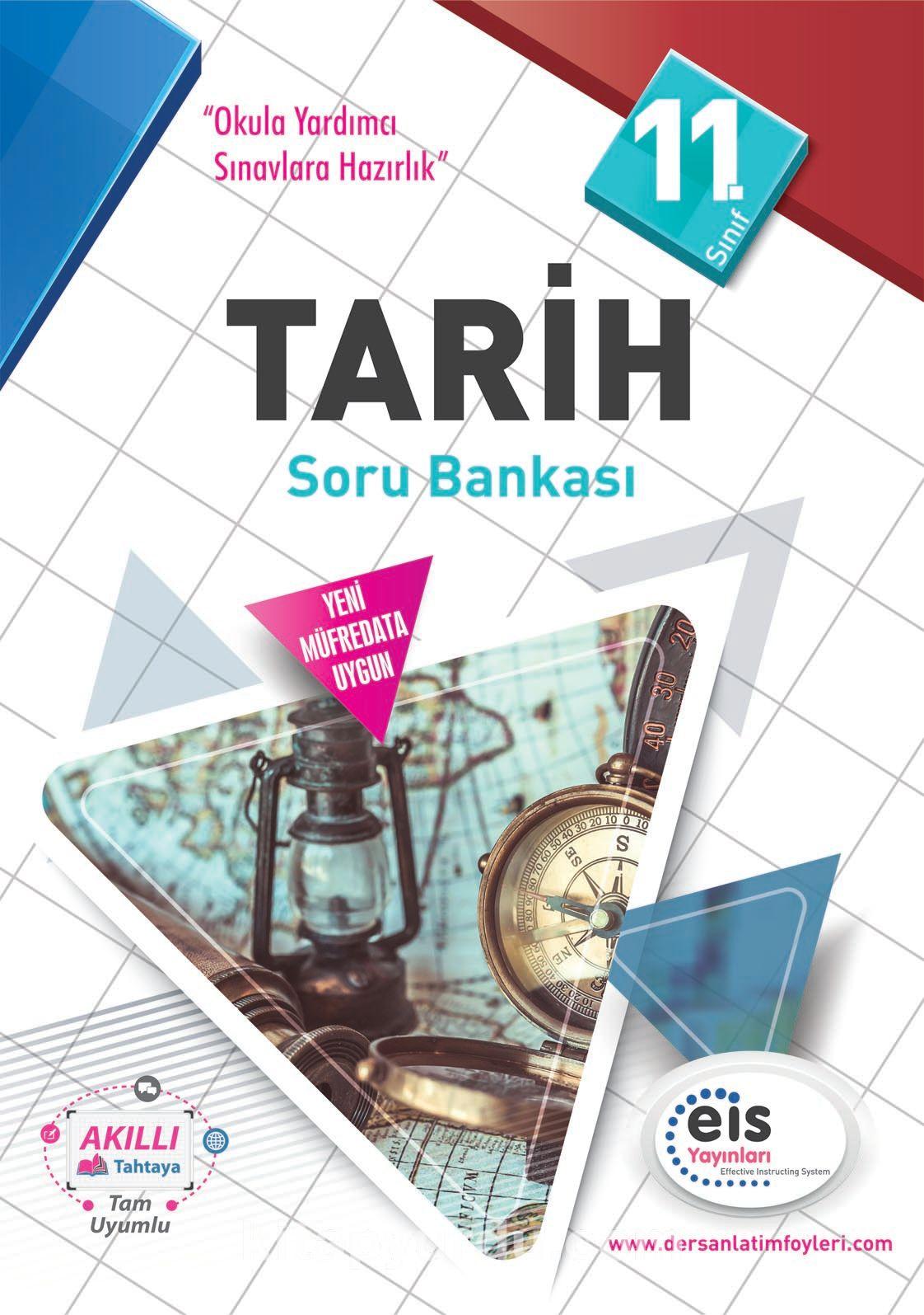 11. Sınıf Tarih Soru Bankası - Kollektif pdf epub