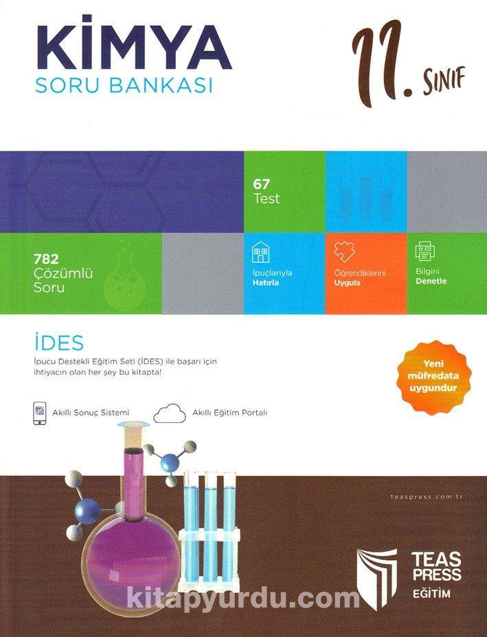 11. Sınıf Kimya Soru Bankası (Yeni Müfredat)