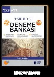 YKS-AYT Tarih 1-2 Deneme Bankası Son Baskı (60 Deneme)