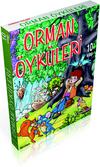 Orman Öyküleri (10 Kitap)