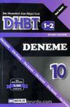 DHBT 1-2 Ortaöğretim 10 Deneme