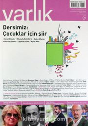 Varlık Aylık Edebiyat ve Kültür Dergisi Ağustos 2018