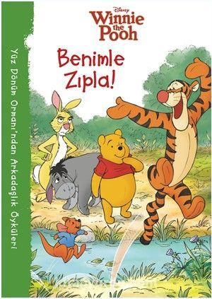 Disney Winnie The Pooh Benimle Zıpla Öykü Kitabı