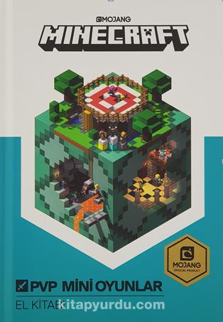 Mınecraft Pvp Mini Oyunlar El Kitabı - Kollektif pdf epub