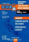 Üniversiteye Hazırlık Geometri Çemberin Analitik İncelenmesi Dönüşümlerle Geometri Konu Anlatımlı Soru Bankası
