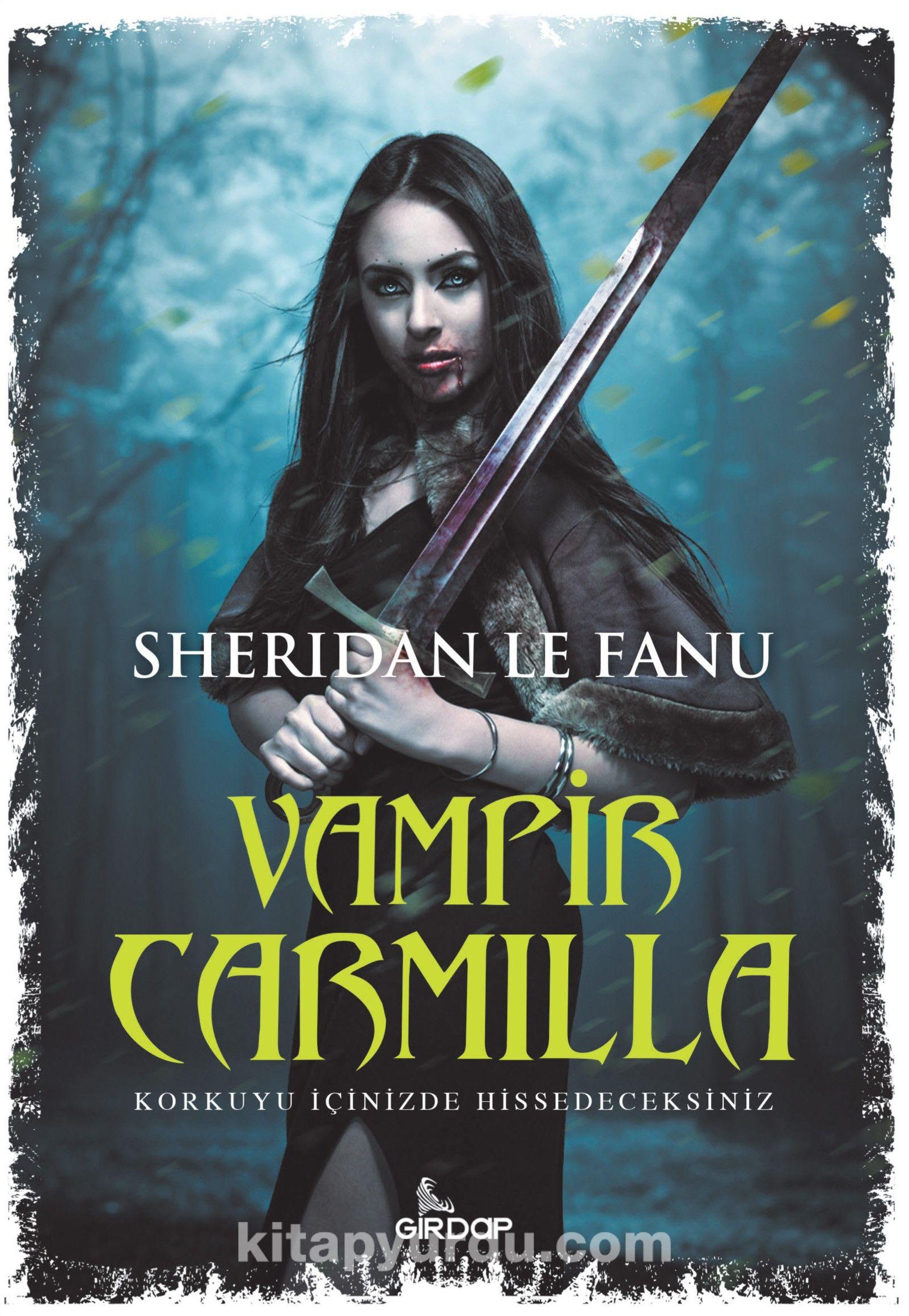 Vampir Carmilla - Sheridan Le Fanu pdf epub