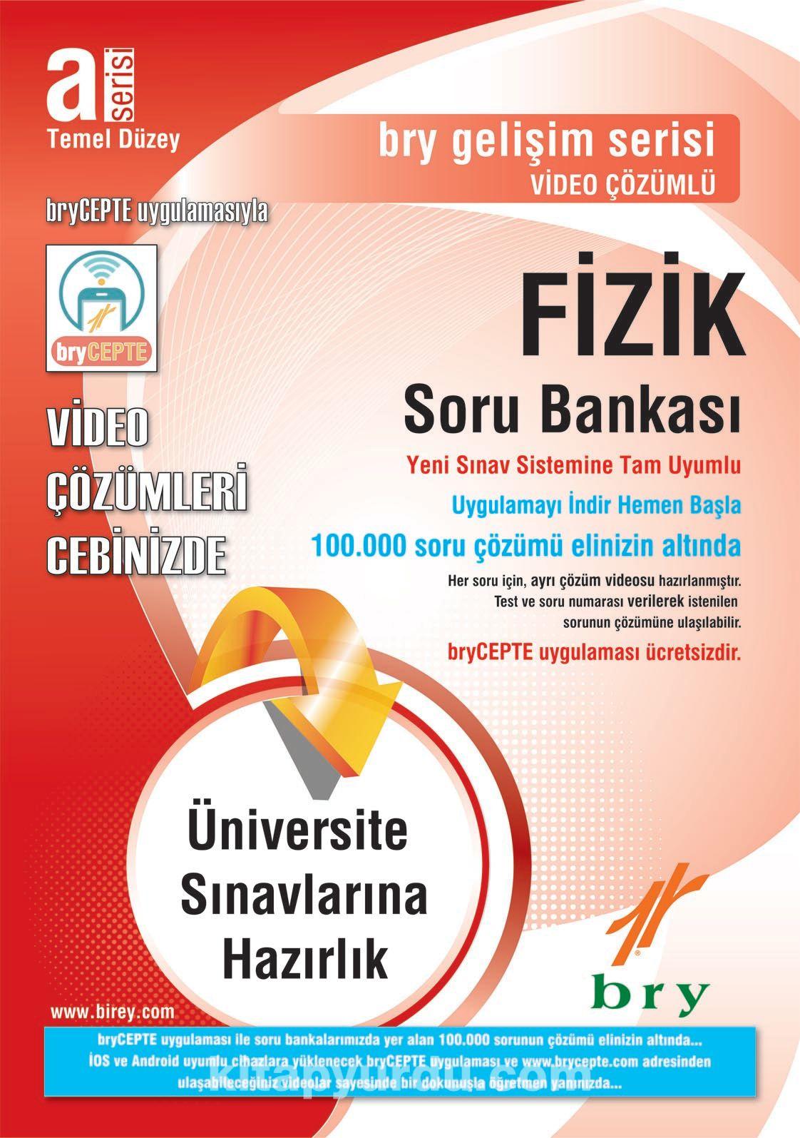A Serisi Temel Düzey Fizik Soru Bankası