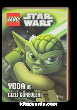 Disney Lego Star Wars Yoda ve Gizli Görevleri
