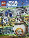 Disney Lego Star Wars Galaksi Kahramanları